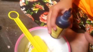 Cara membuat play doh sendiri ( mud...
