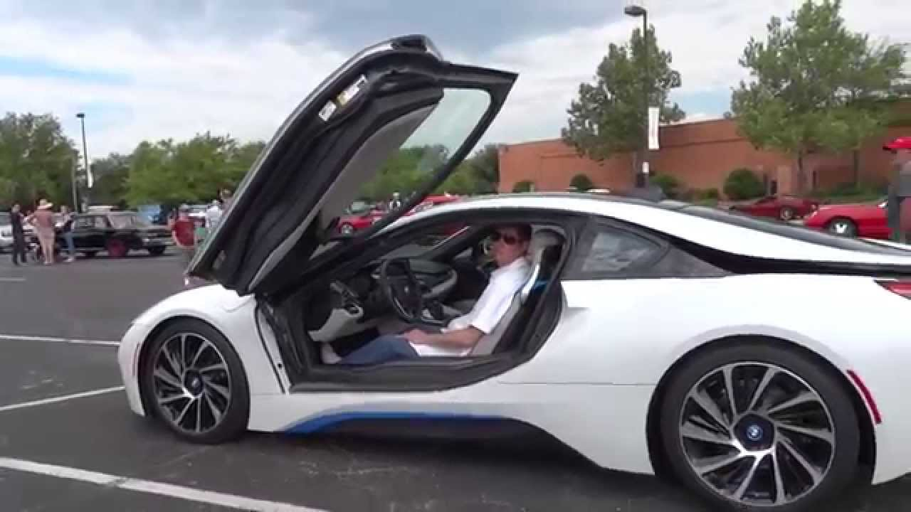 Stunning White Bmw I8 Walkaround Youtube