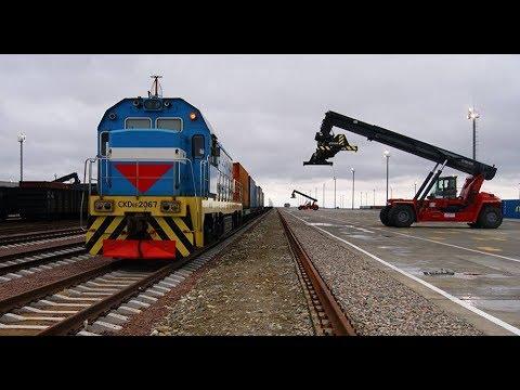 Битва за экспорт: Узбекистан для Кыргызстана - партнер или соперник? / Реальная Экономика / НТС
