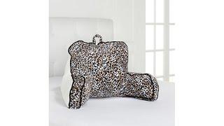 Soft   Cozy Bed Rest Pillow