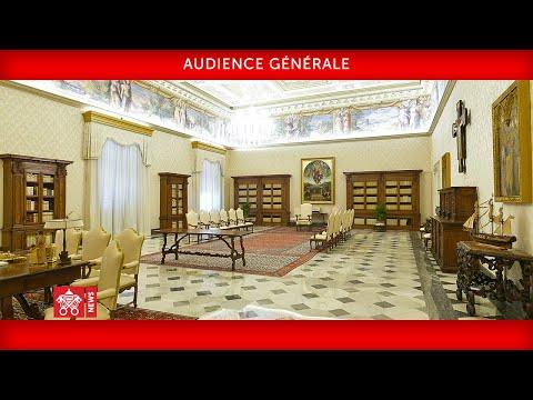 Audience générale 27 janvier 2021 Pape François
