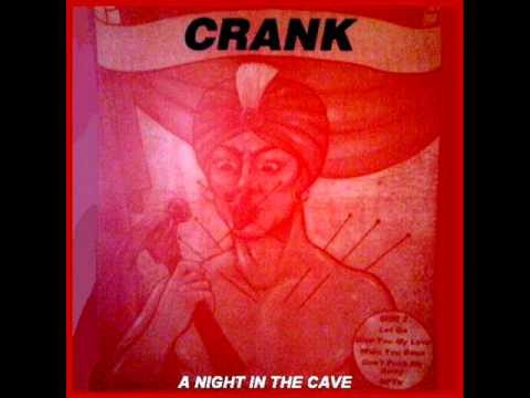 Crank - A Night In The Cave 1971 (FULL ALBUM) [Hard Blues Rock]