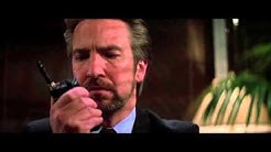 Favorite Scene of Alan Rickman from Die Hard
