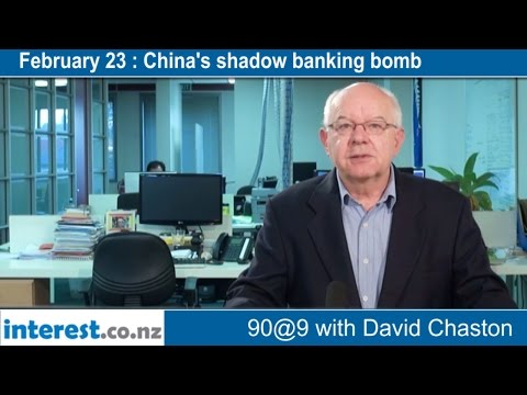 90 seconds @ 9am : China's shadow banking bomb