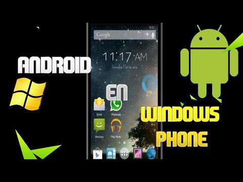Instalar Android En Windows Phone 8.1 \\ Es POSIBLE??