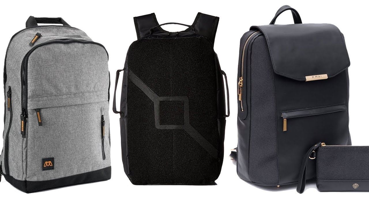 5 New Trendy Cool Backpacks You Ll Intend To Best Travel Bags 08
