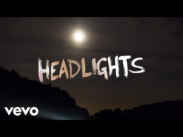 Montgomery Gentry - Headlights (Official Lyric Video)