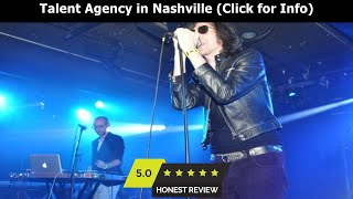 Talent Agency in Nashville (For Musicians, Song writers, Models and Recording Artists)