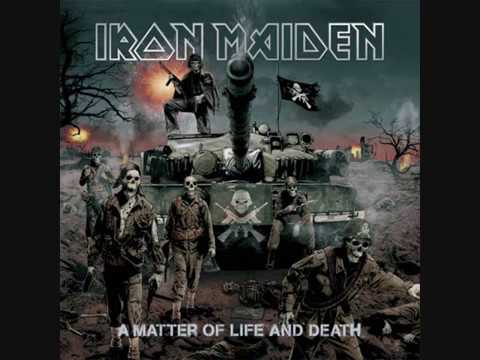 Iron maiden - A Matter of Life and Death (Full Album)