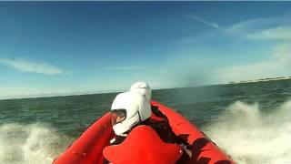 Crash with Osprey Lynx 26