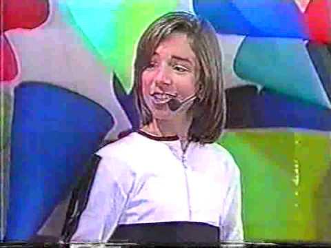 Sandy & Junior Pout-pourri Bee Gees (Sandy & Junior show Tv manchete)
