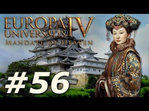 Europa Universalis IV: Mandate of Heaven | Japan - Part 56