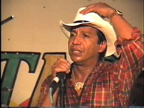 Sin saber que me espera - Diomedes Diaz e Ivan zuleta en arjona 1997