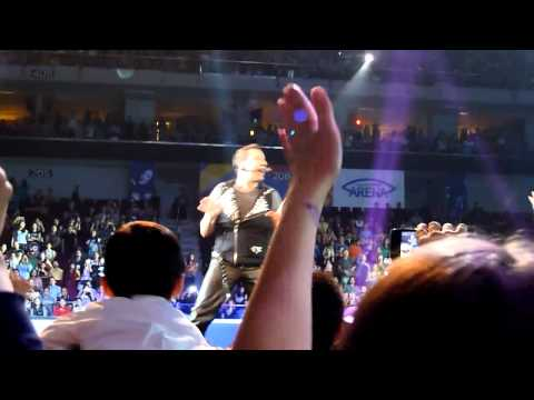 "Backstreet Boys: ""Get Down (You're the One for Me)"" - NKOTBSB In Manila 2012"