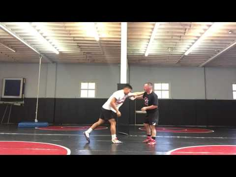 Outside Tricep Control Tedeev Ankle Pick