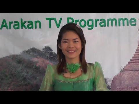 RFA Rakhine Language TV Program, 2015 January 4th Week