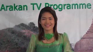 RFA Rakhine Language TV Program, 2015 January 4th Week