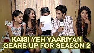 Kaisi Yeh Yaariyan gears up for season 2   Parth