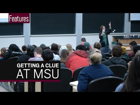 Inside Michigan State's Revamped Chemistry Lectures