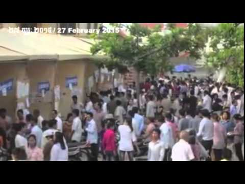 CNRP Daily news 28 February 2015 | Khmer hot news | khmer news | Today news | world news