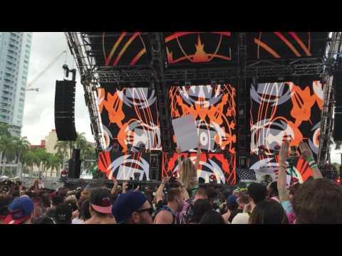 Rezz Live @ Ultra Music Festival 2017 Miami