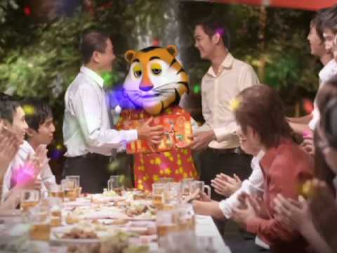Dr. Thanh Tiger year commercial