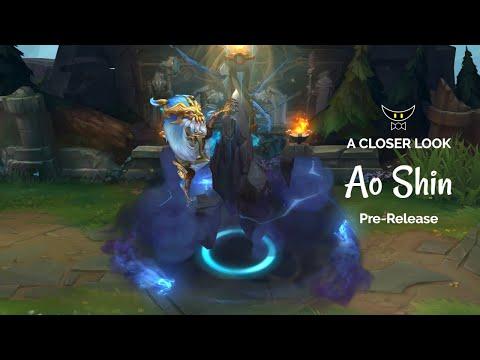 Storm Dragon Aurelion Sol Epic Skin (Pre-Release)
