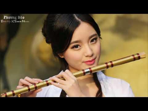 Beautiful Chinese Music Best Instrumental Bamboo Flute Shanghai Bund