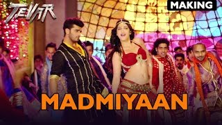 Making of (Madamiyan)  Tevar  Arjun Kapoor  Shruti Haasan