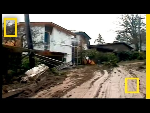 Landslides | National Geographic