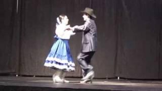7  Mexico   Dance of Santa Rita