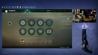 Destiny 2: How Collections and Triumphs Work in Forsaken