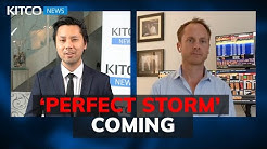 Calm before 'perfect storm'; gold prices to breach all-time high by year-end