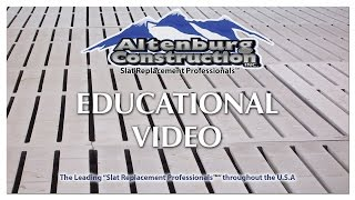 Altenburg Construction Inc.  -  Educational Video 2016