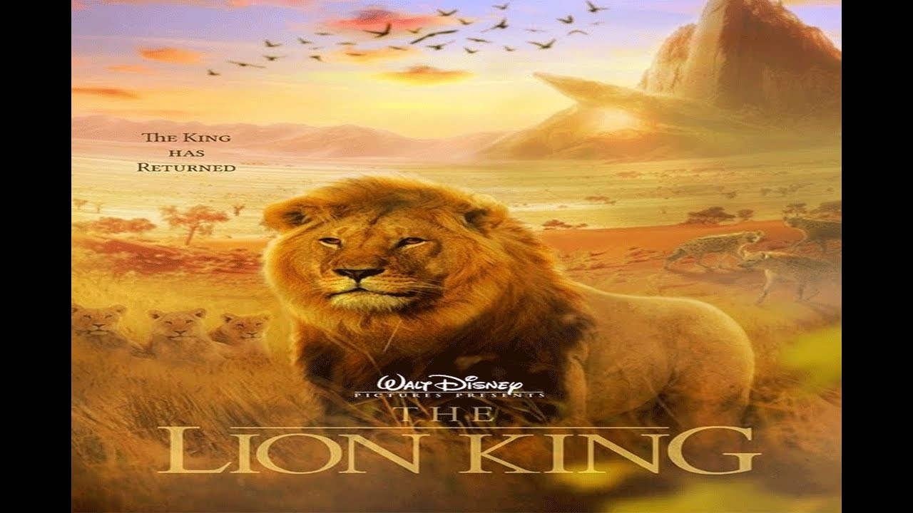 new lion king live action movie announced by disney