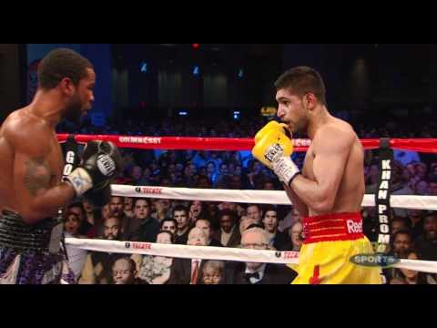 HBO Boxing: Khan vs. Peterson I - Flashback