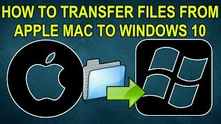 How to Recover Documents from Apple Mac HDD or SSD to Windows 10 Tutorial 2019