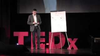 Zyj tak jak chcesz -- FORMULA 8: Robert Noworolski at TEDxRawaRiver