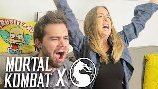 MeVsYou Gaming: Mortal Kombat X (ep 2)