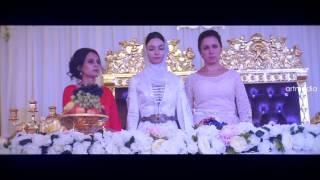 Бияслан и Фатима 16 августа 2015 года карачаевская свадьба