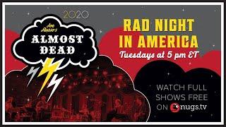 RAD Night In America - 8/31/17 Joe Russo's Almost Dead at Red Rocks