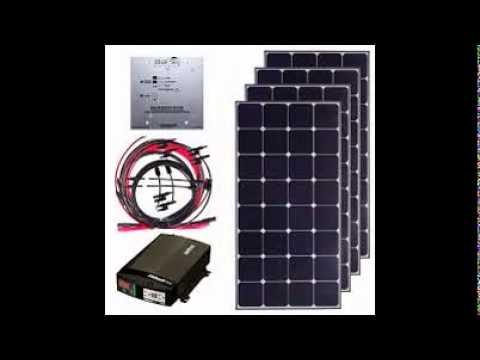 Solar Panels Diy How To Make