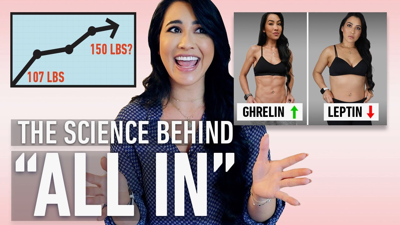 "The Science Behind My ""All In"" Journey: How Hunger & Fat Gain Works"