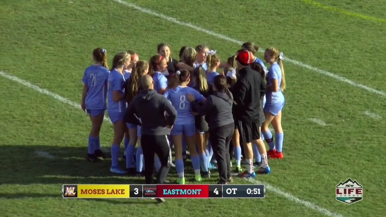 Eastmont vs Moses Lake Soccer Highlights 2019-11-02