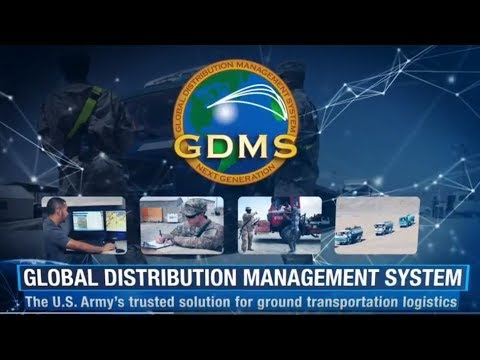 GDMS: The Military's Trusted ITV Solution for Commercial Trucking Logistics