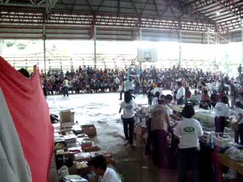 JCA Foundation Medical Mission in Quezon, Palawan