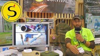 Szkolenia survivalowe | Targi Hubertus Arena