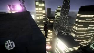 GTA IV Extreme Graphics Mod - Night and Superman Mod
