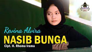 NASIB BUNGA (Noerhalimah) - REVINA ALVIRA # Dangdut Cover