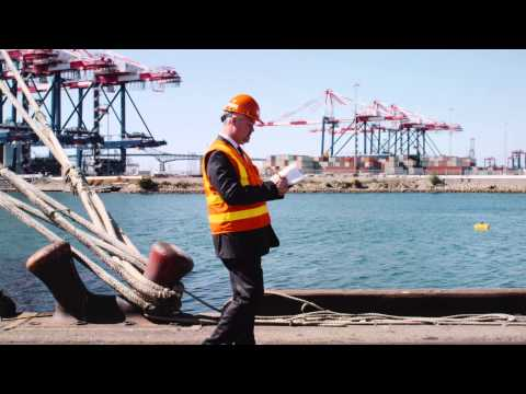 Port of Long Beach Academy Careers - Mark Hirzel, Freight Forwarder